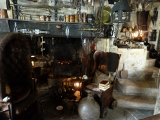In Charles Wade's Kitchen