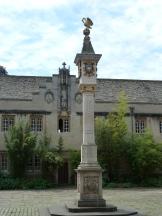 In Corpus Christi College