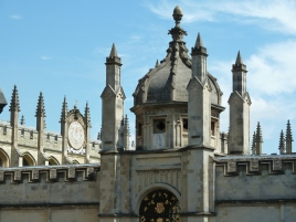 Looking to All Souls College