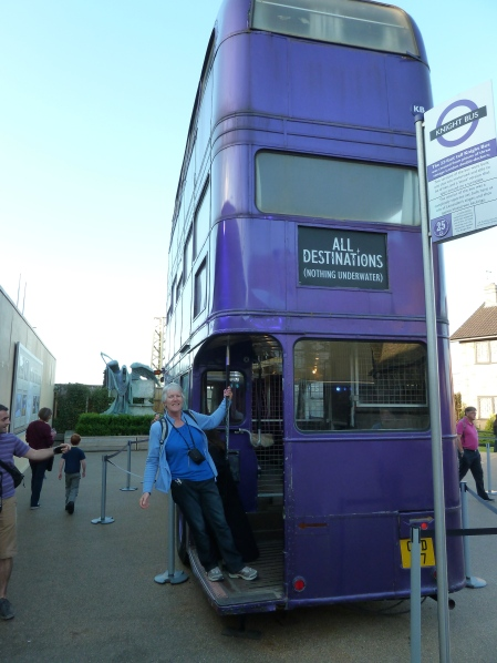 Nightrider Bus
