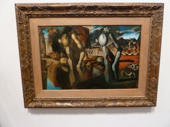 Dali painting in the Tate Modern