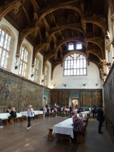 Great Hall in Henry VIII's apartments