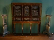 Robert Adam Cabinet in Victoria and Albert Museum