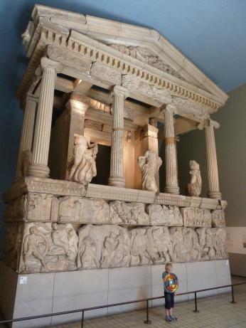 In British Museum