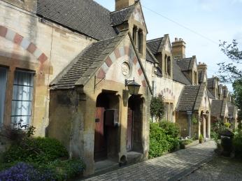 Dean's Terrace in Winchcombe