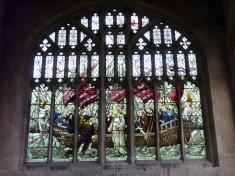 Window in Winchcombe Church