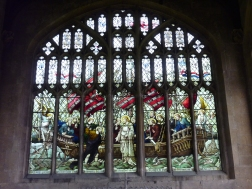 Window in Winchcombe Church