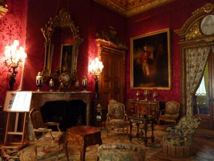 Inside Waddeson Manor