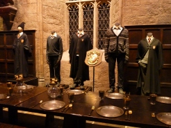 Gryffindor school uniforms