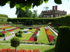Pond Garden at Hampton Court