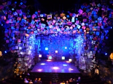 At Matilda the Musical