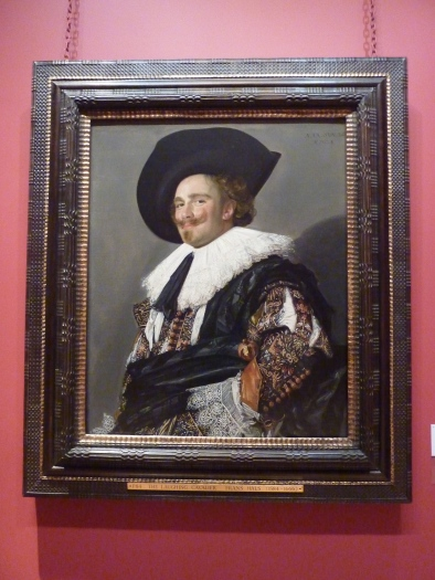 Hals, Laughing Cavalier in the Wallace Collection